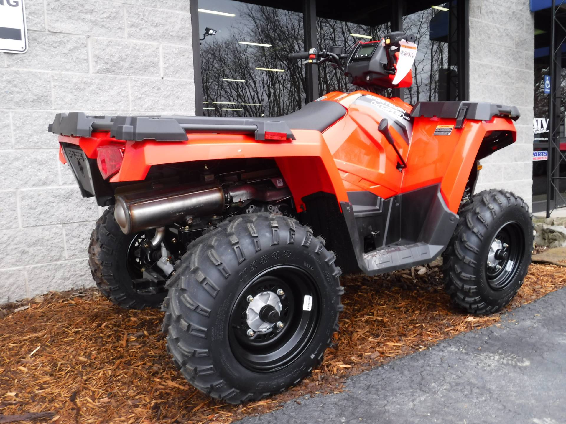 2019 Polaris Sportsman 450 H.O. EPS in Hermitage, Pennsylvania