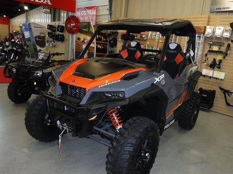 2020 Polaris General XP 1000 Deluxe Ride Command Package in Hermitage, Pennsylvania - Photo 1