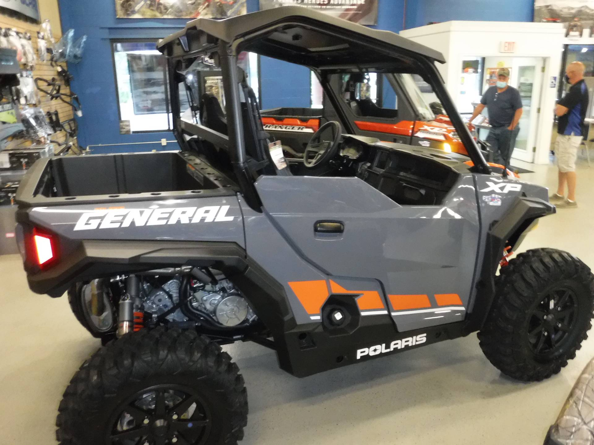 2020 Polaris General XP 1000 Deluxe Ride Command Package in Hermitage, Pennsylvania - Photo 6