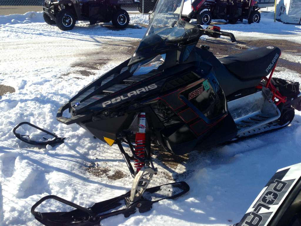 2010 Polaris 600 Rush in Red Wing, Minnesota