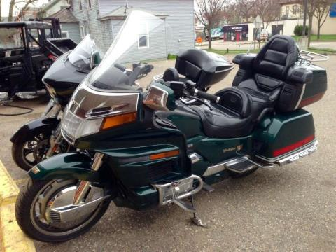 1997 Honda Gold Wing Aspencade in Red Wing, Minnesota