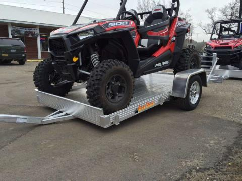 2016 Bear Track Trailers BTU65X120 in Red Wing, Minnesota