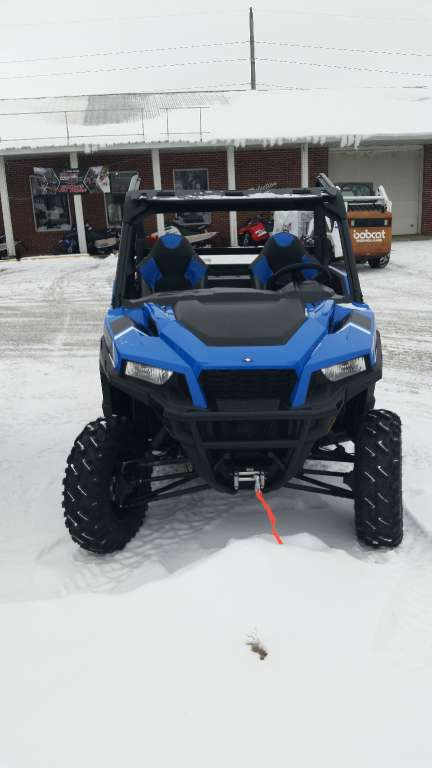 2016 Polaris General 1000 EPS in Red Wing, Minnesota
