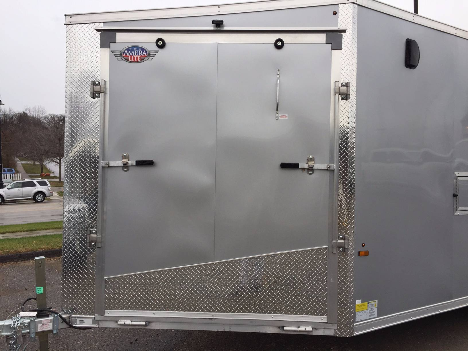 2017 Other Amera-lite 23' Enclosed Trailer in Red Wing, Minnesota