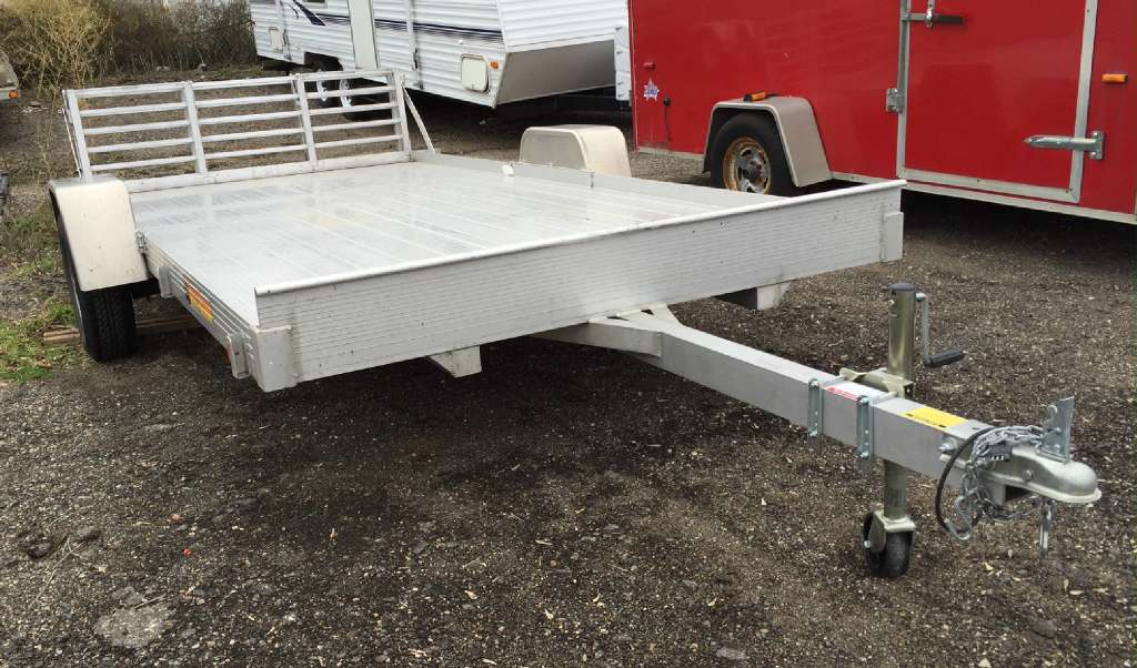 2015 Bear Track Trailers BTU80168S in Red Wing, Minnesota