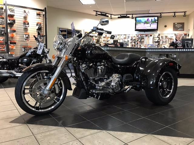 2017 Harley-Davidson Freewheeler in Branford, Connecticut