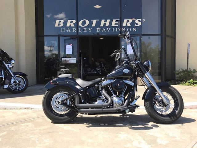 2015 Harley-Davidson Softail Slim® in Branford, Connecticut