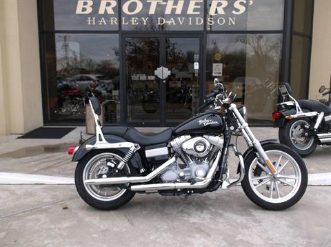 2010 Harley-Davidson Dyna® Super Glide® in Branford, Connecticut