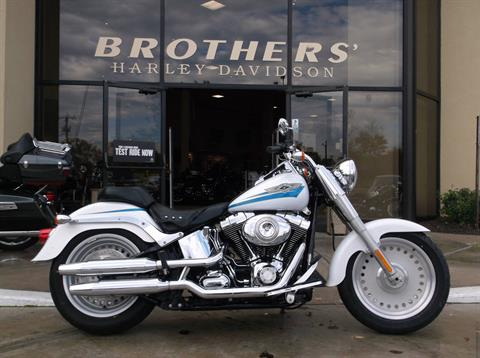 2007 Harley-Davidson Softail® Fat Boy® in Branford, Connecticut
