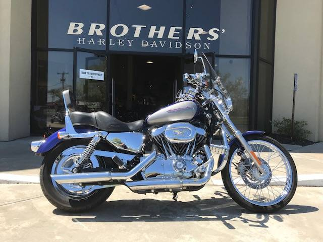 2007 Harley-Davidson Sportster® 1200 Custom in Branford, Connecticut