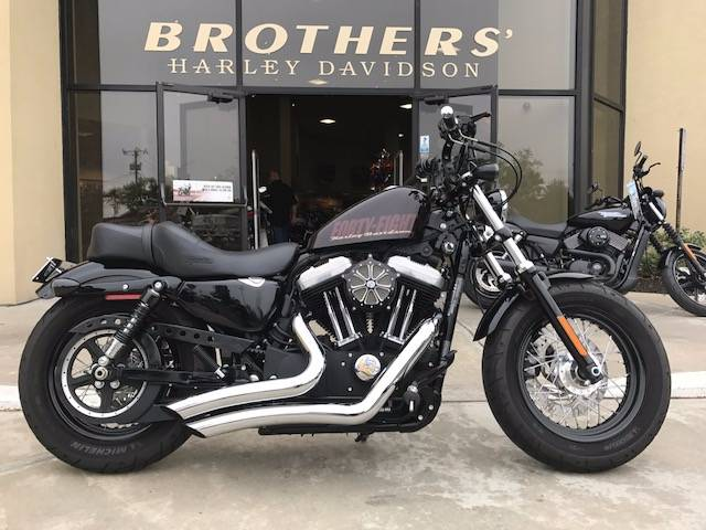 2014 Harley-Davidson Sportster® Forty-Eight® in Branford, Connecticut
