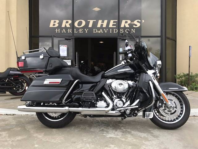 2011 Harley-Davidson Electra Glide® Ultra Limited in Branford, Connecticut