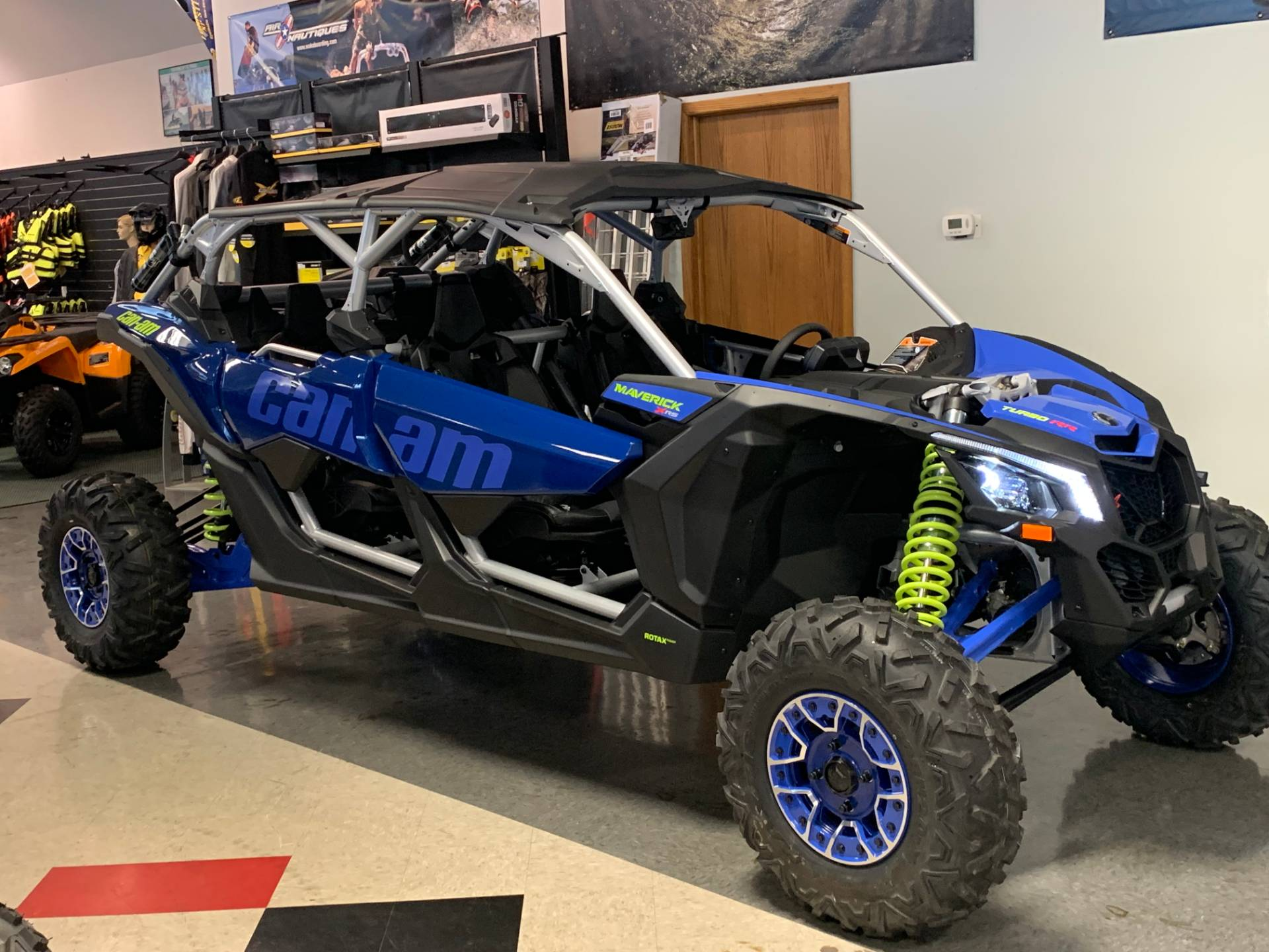 2020 Can-Am Maverick X3 MAX X RS Turbo RR in Wilmington, Illinois - Photo 1