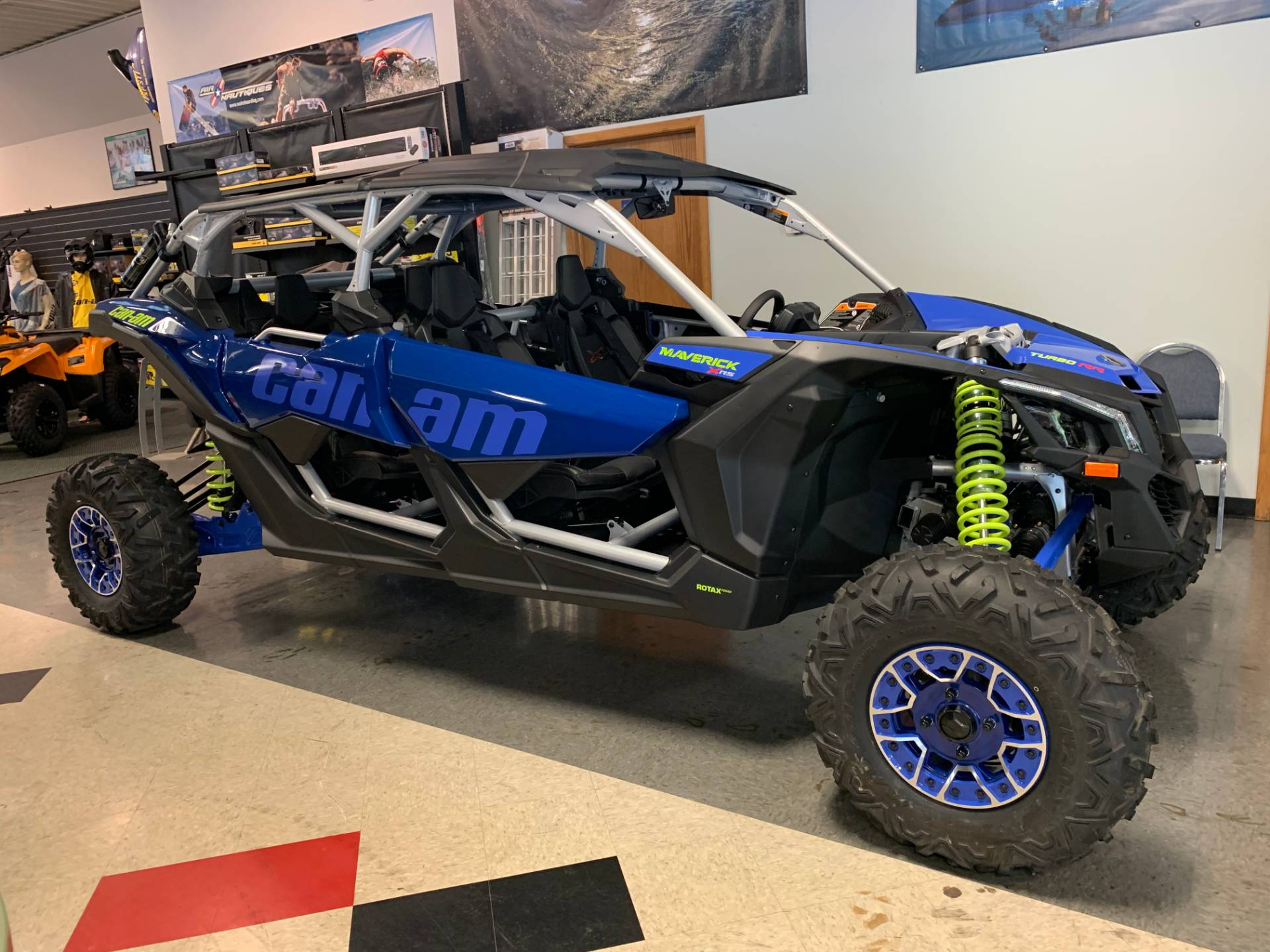 2020 Can-Am Maverick X3 MAX X RS Turbo RR in Wilmington, Illinois - Photo 3
