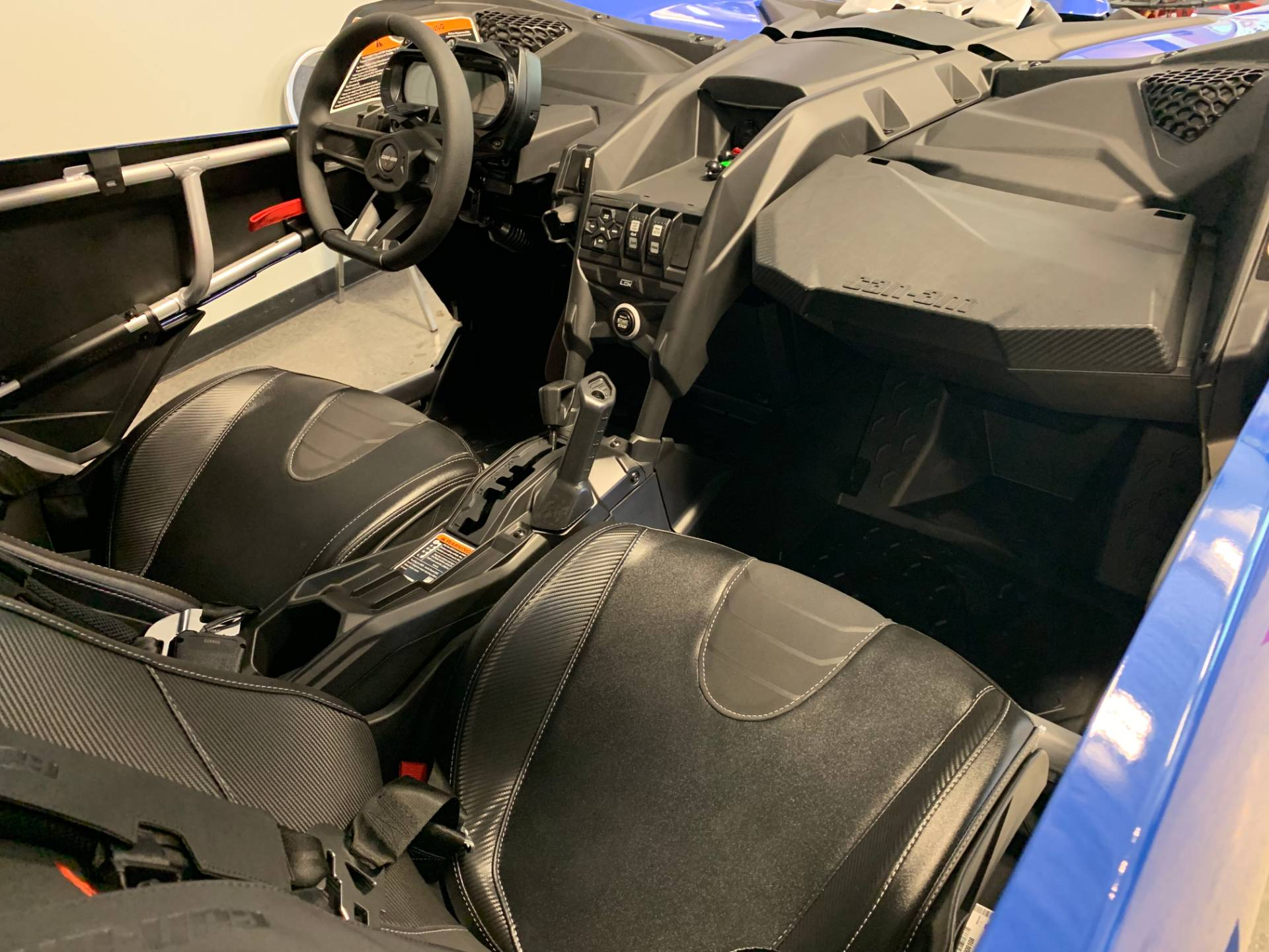 2020 Can-Am Maverick X3 MAX X RS Turbo RR in Wilmington, Illinois - Photo 7
