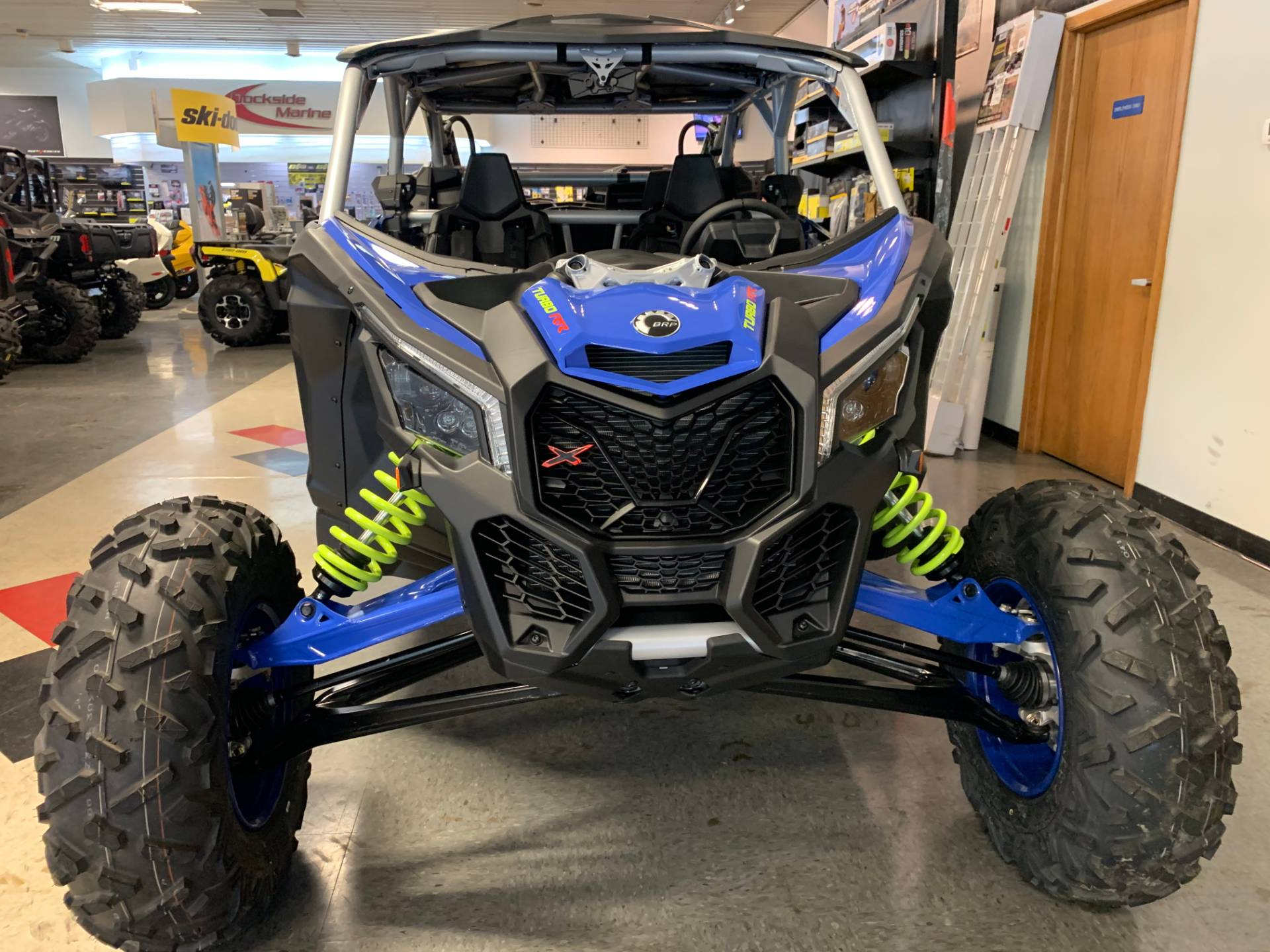 2020 Can-Am Maverick X3 MAX X RS Turbo RR in Wilmington, Illinois - Photo 9