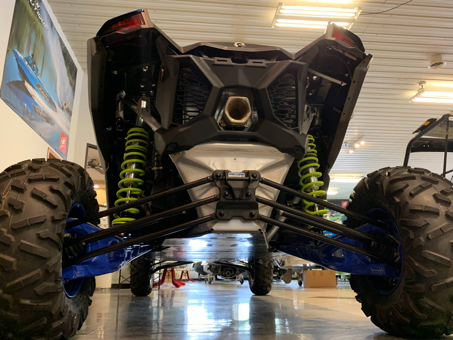 2020 Can-Am Maverick X3 MAX X RS Turbo RR in Wilmington, Illinois - Photo 13