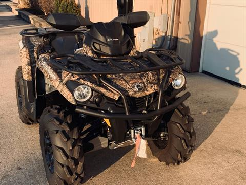 2019 Can-Am Outlander Mossy Oak Hunting Edition 570 in Wilmington, Illinois - Photo 2