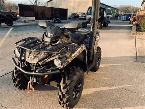2019 Can-Am Outlander Mossy Oak Hunting Edition 570 in Wilmington, Illinois - Photo 3