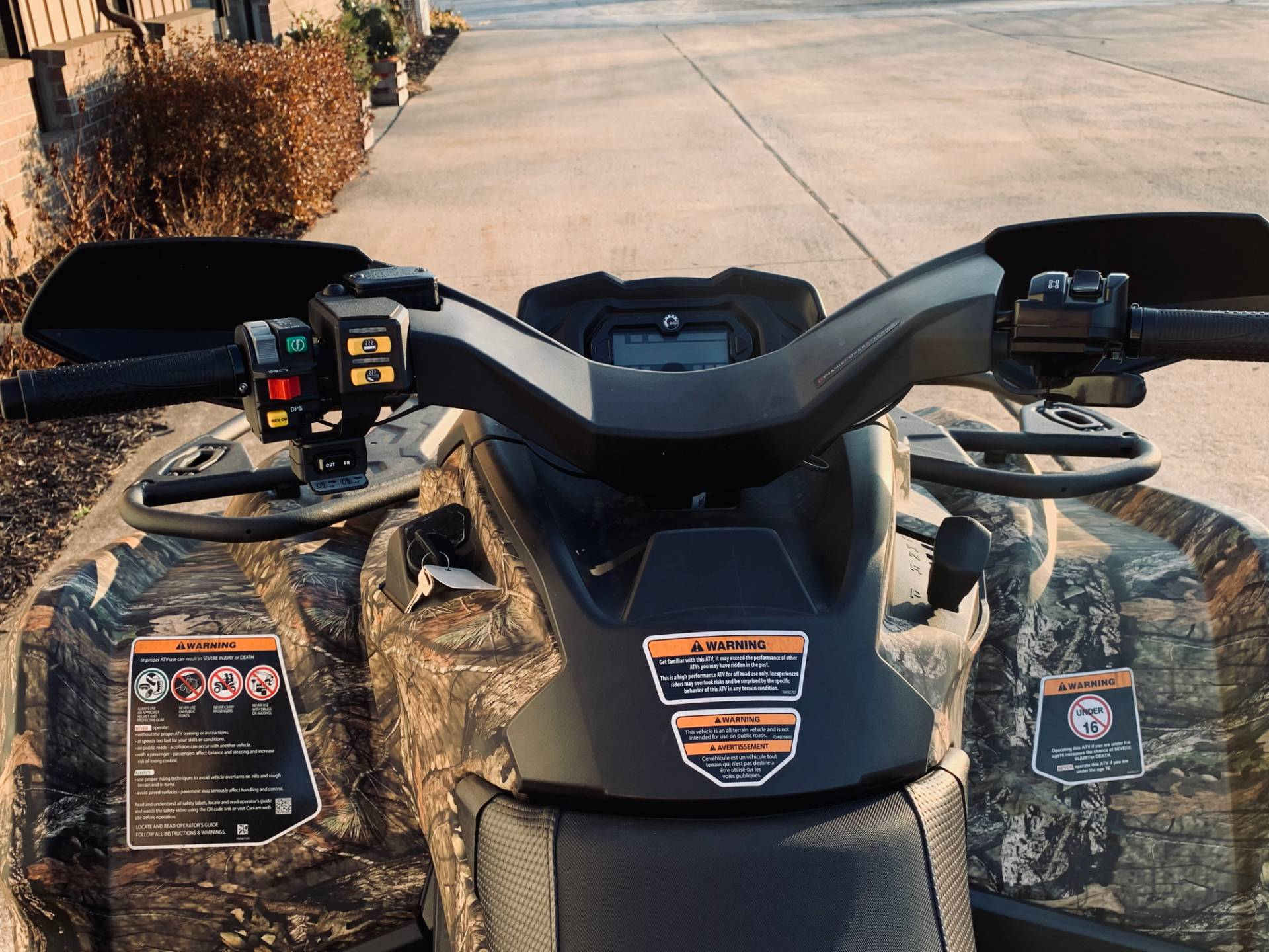 2019 Can-Am Outlander Mossy Oak Hunting Edition 570 in Wilmington, Illinois - Photo 7