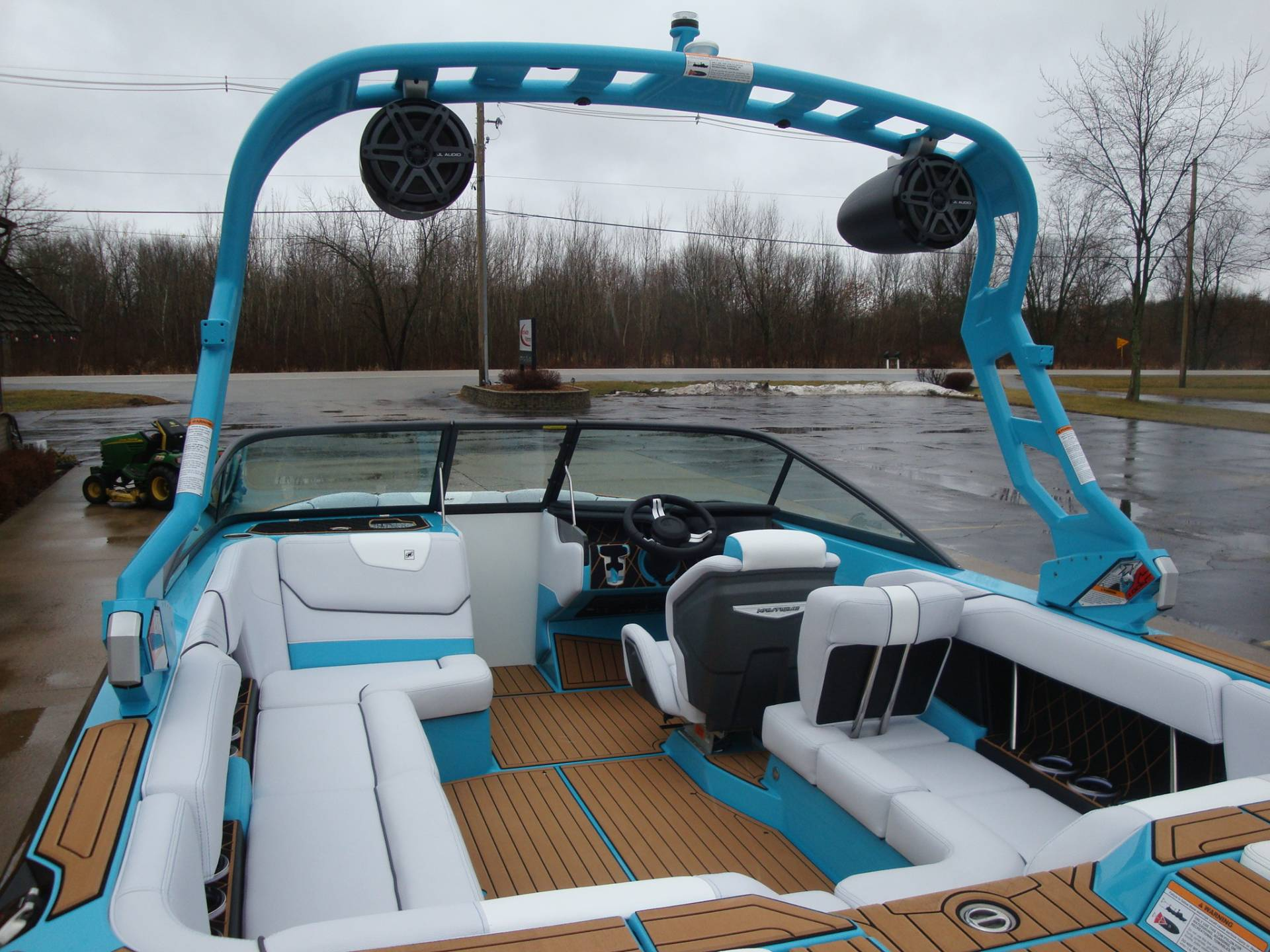 2018 Nautique SUPER AIR GS22 in Wilmington, Illinois