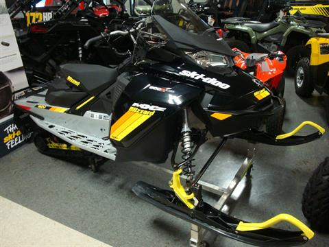 2019 Ski-Doo MXZ Blizzard 600R E-Tec in Wilmington, Illinois