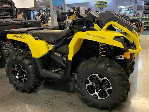 2019 Can-Am Outlander X mr 570 in Wilmington, Illinois - Photo 1