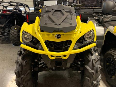 2019 Can-Am Outlander X mr 570 in Wilmington, Illinois - Photo 2