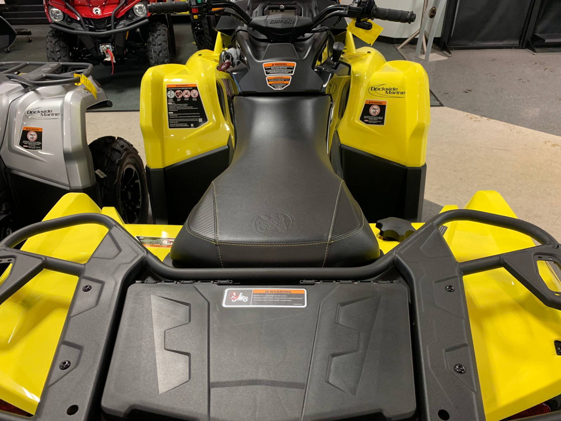2019 Can-Am Outlander X mr 570 in Wilmington, Illinois - Photo 6