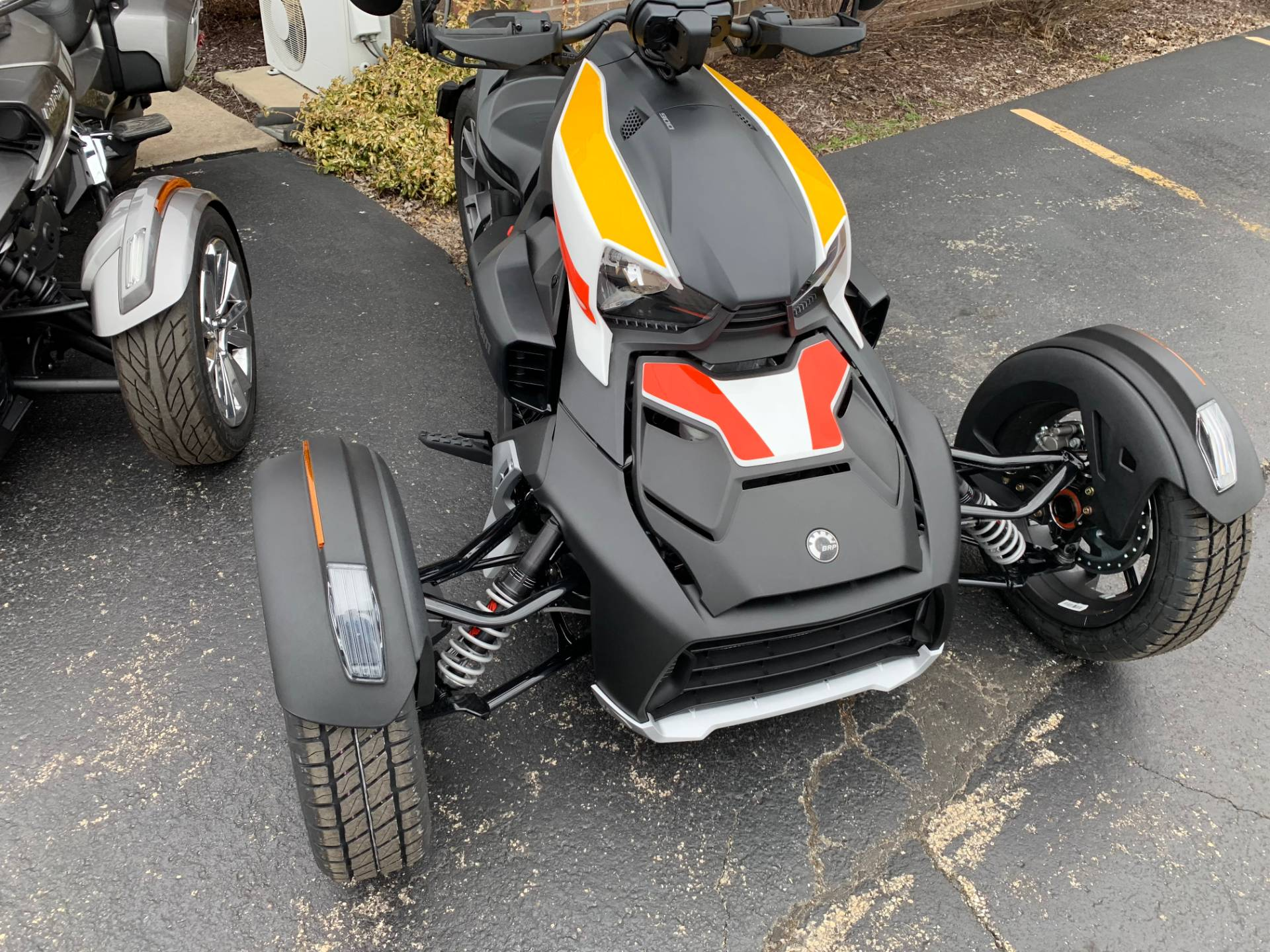 2019 Can-Am Ryker Rally Edition in Wilmington, Illinois - Photo 2
