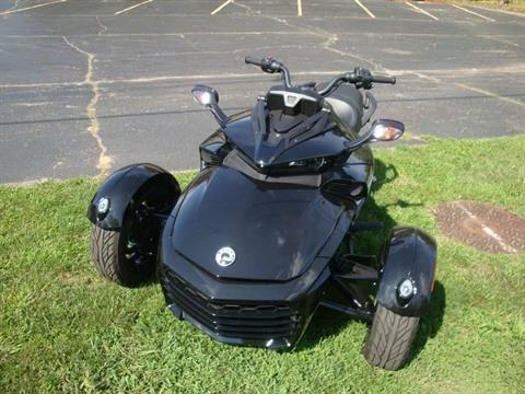 2017 Can-Am Spyder F3 SE6 in Wilmington, Illinois