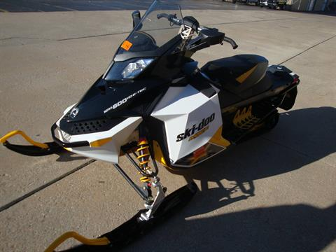 2011 Ski-Doo MXZ X 600 in Wilmington, Illinois