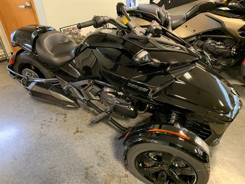 2019 Can-Am Spyder F3 in Wilmington, Illinois - Photo 1