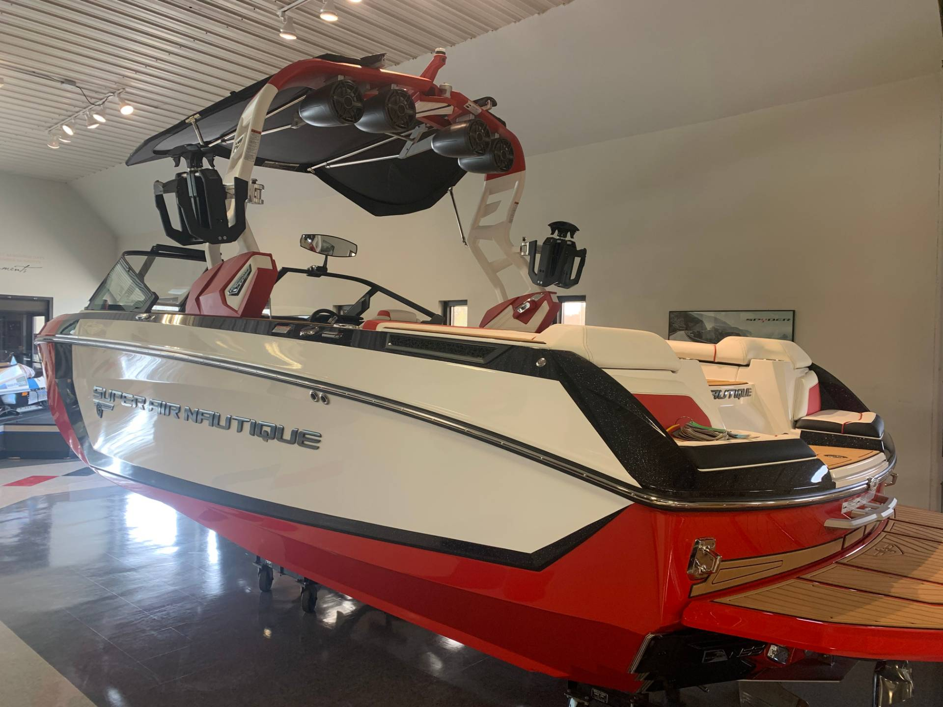 2020 Nautique SUPER AIR G23 in Wilmington, Illinois - Photo 2