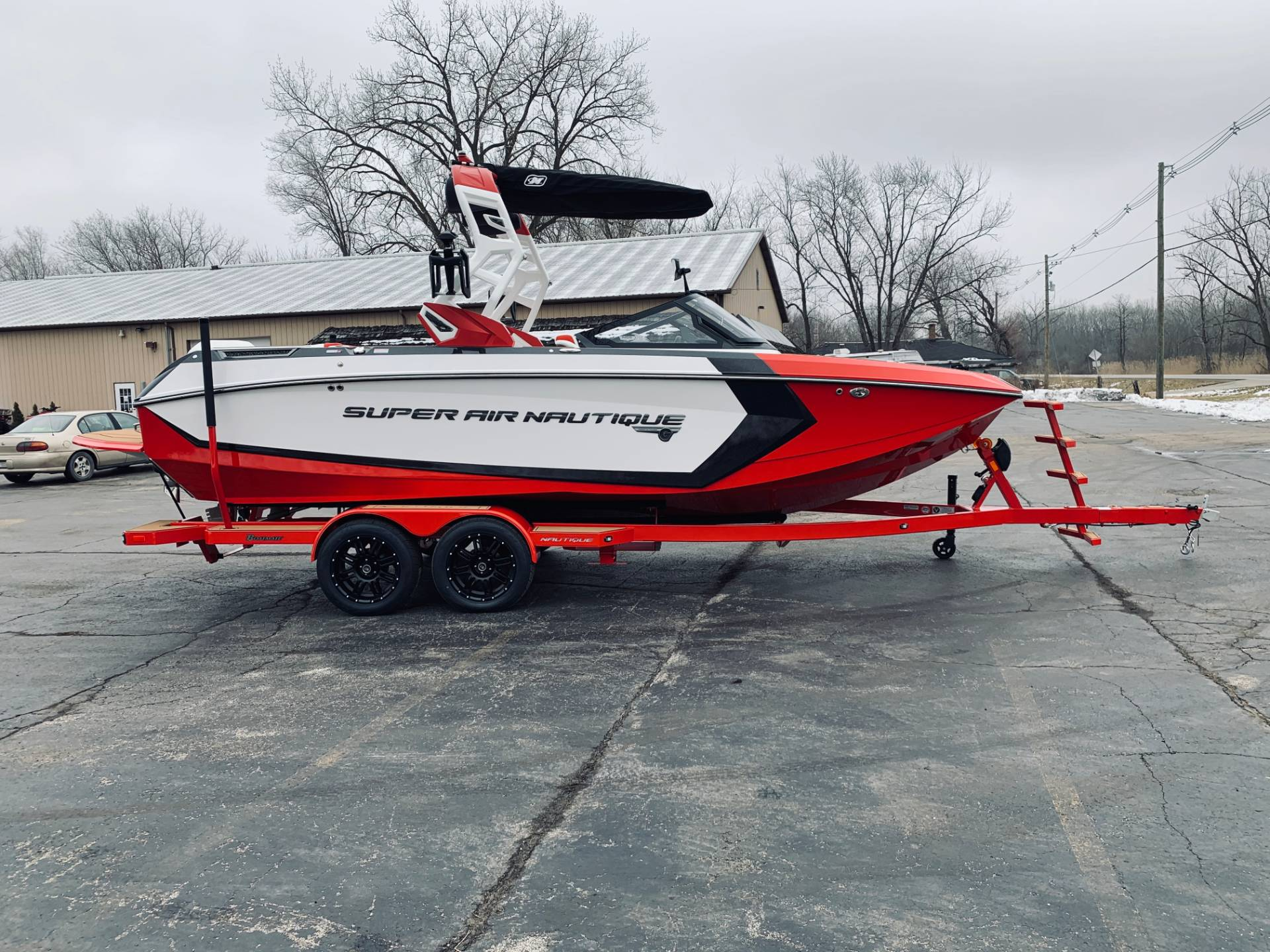 2020 Nautique SUPER AIR G23 in Wilmington, Illinois - Photo 27