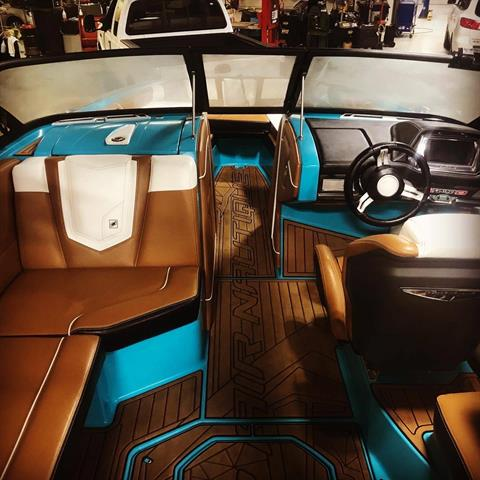 2016 Nautique G25 in Wilmington, Illinois - Photo 12