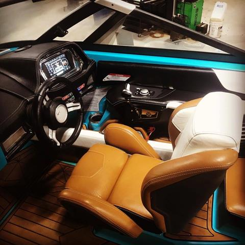 2016 Nautique G25 in Wilmington, Illinois - Photo 13