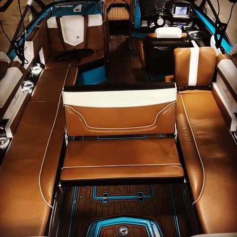 2016 Nautique G25 in Wilmington, Illinois - Photo 15