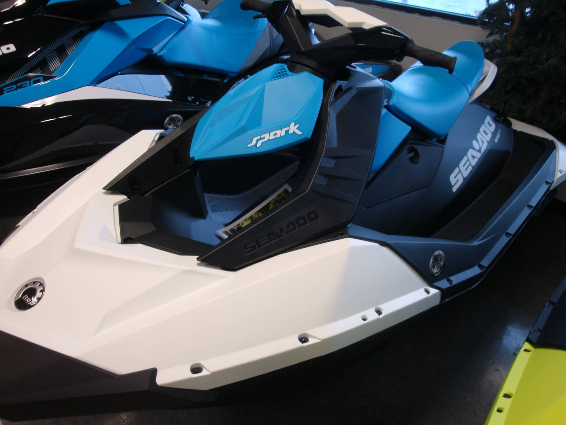 2018 Sea-Doo SPARK 2up 900 H.O. ACE in Wilmington, Illinois
