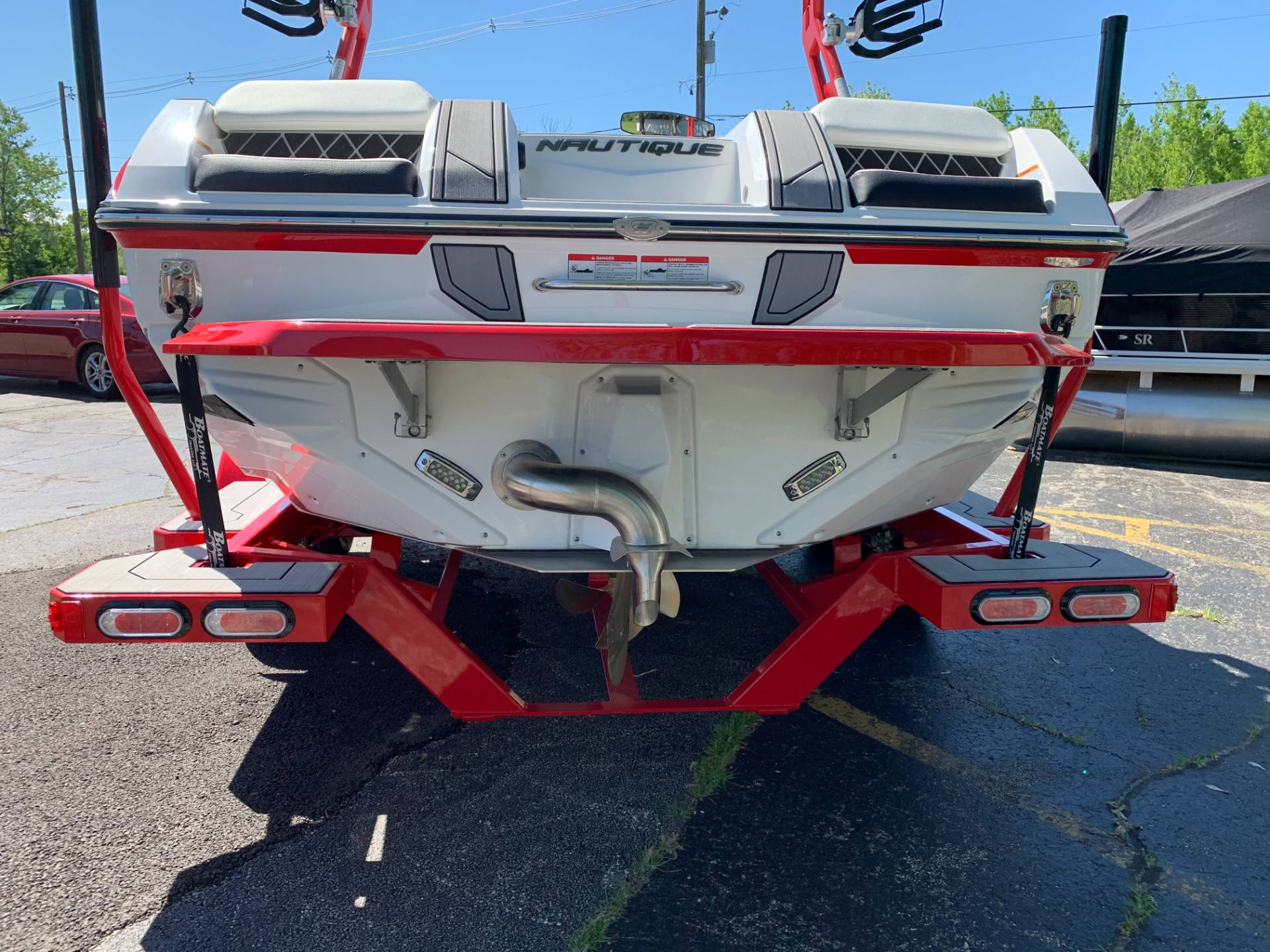 2019 Nautique GS20 in Wilmington, Illinois - Photo 4