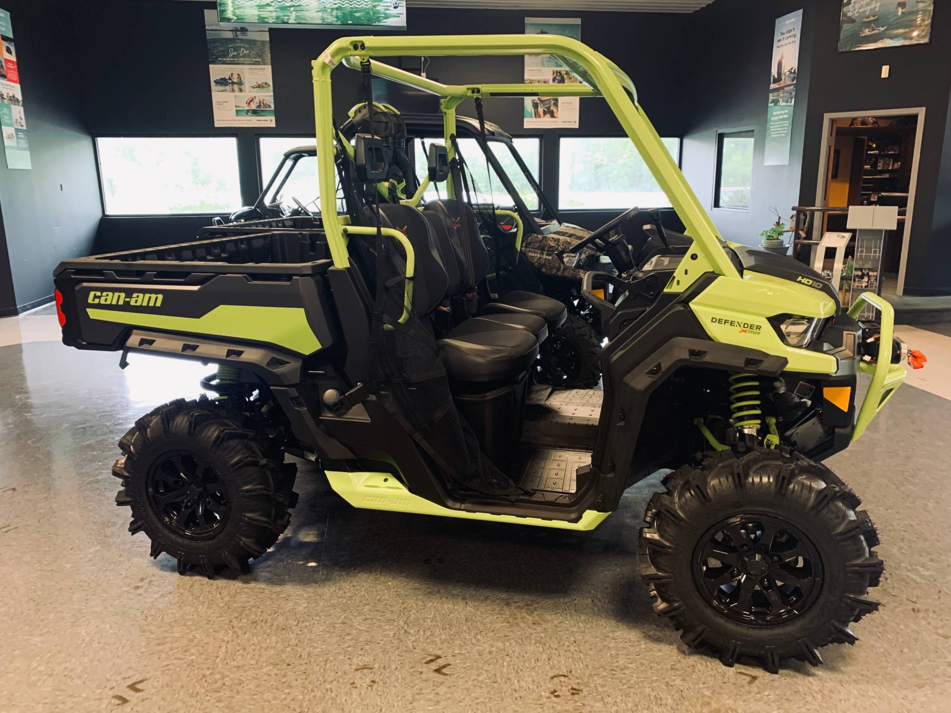2020 Can-Am Defender X MR HD10 in Wilmington, Illinois - Photo 1