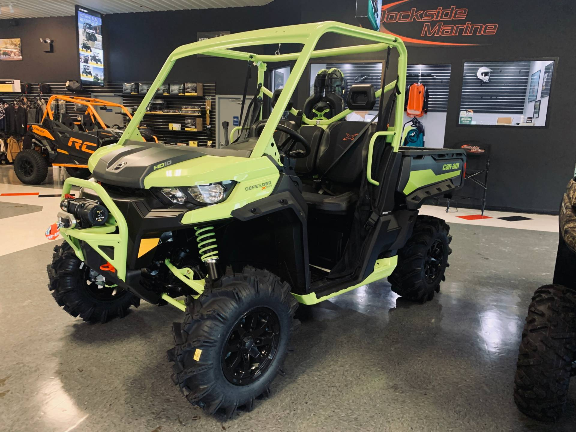 2020 Can-Am Defender X MR HD10 in Wilmington, Illinois - Photo 3