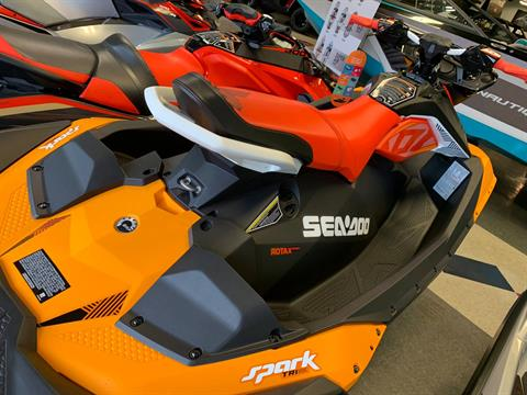 2019 Sea-Doo Spark Trixx 3up iBR + Sound System in Wilmington, Illinois - Photo 2