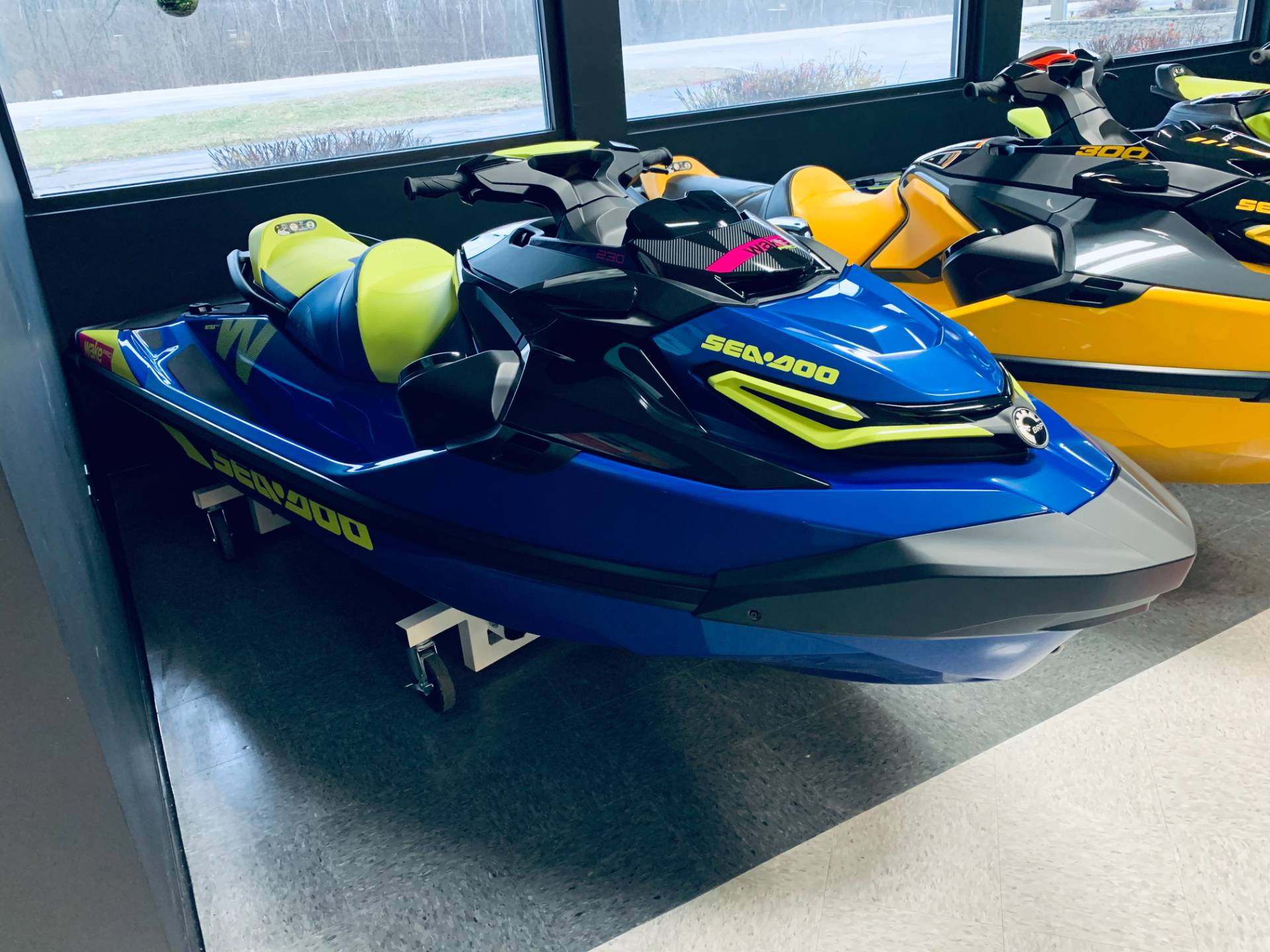 2021 Sea-Doo WAKE Pro 230 in Wilmington, Illinois - Photo 1