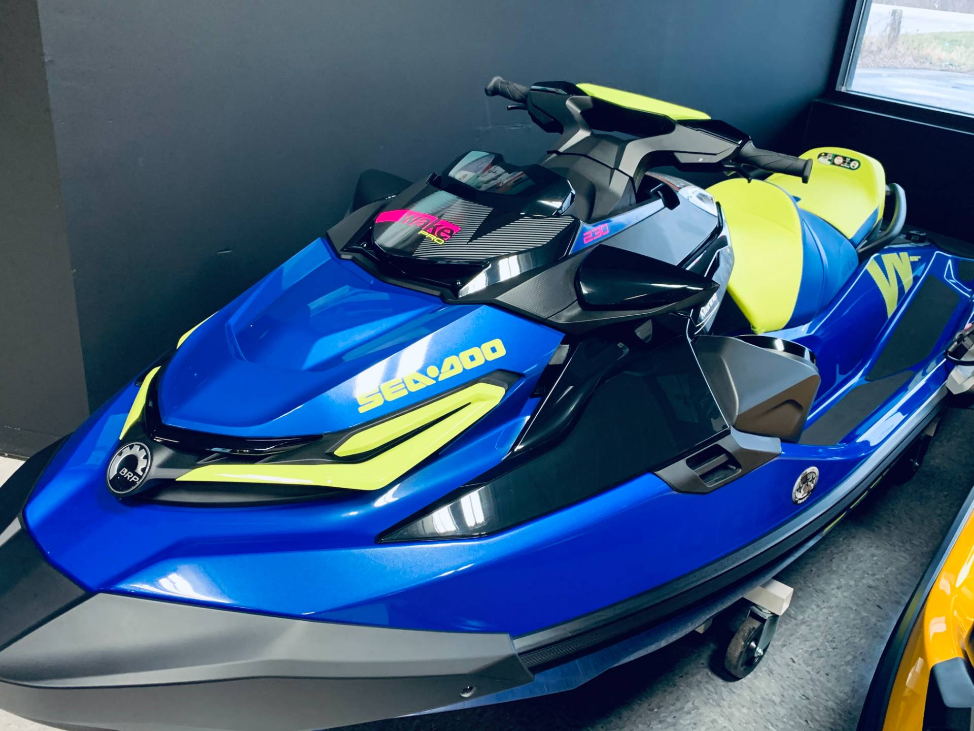 2021 Sea-Doo WAKE Pro 230 in Wilmington, Illinois - Photo 2