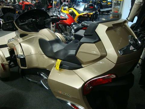 2017 Can-Am Spyder RT Limited in Wilmington, Illinois
