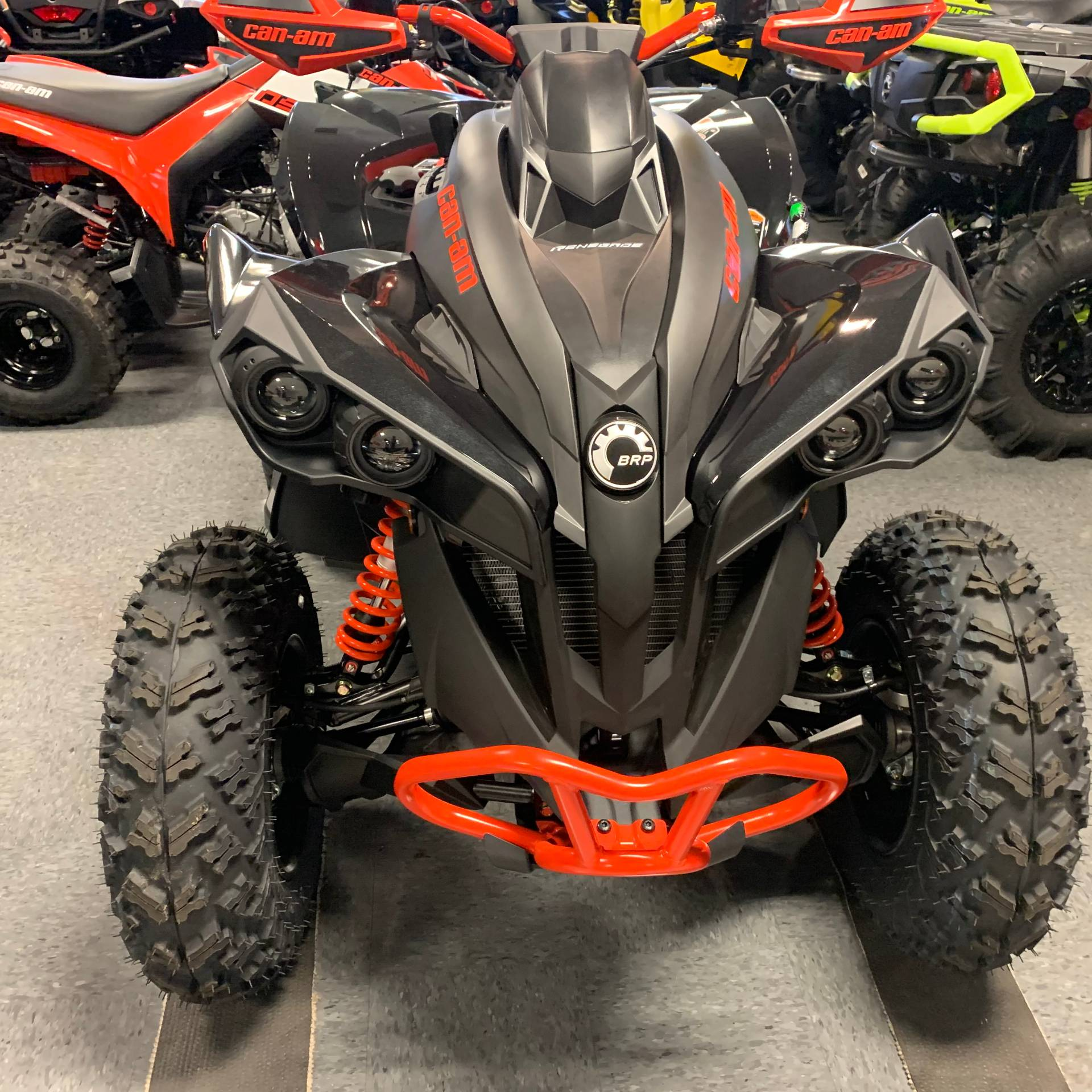 2020 Can-Am Renegade X XC 1000R in Wilmington, Illinois - Photo 3