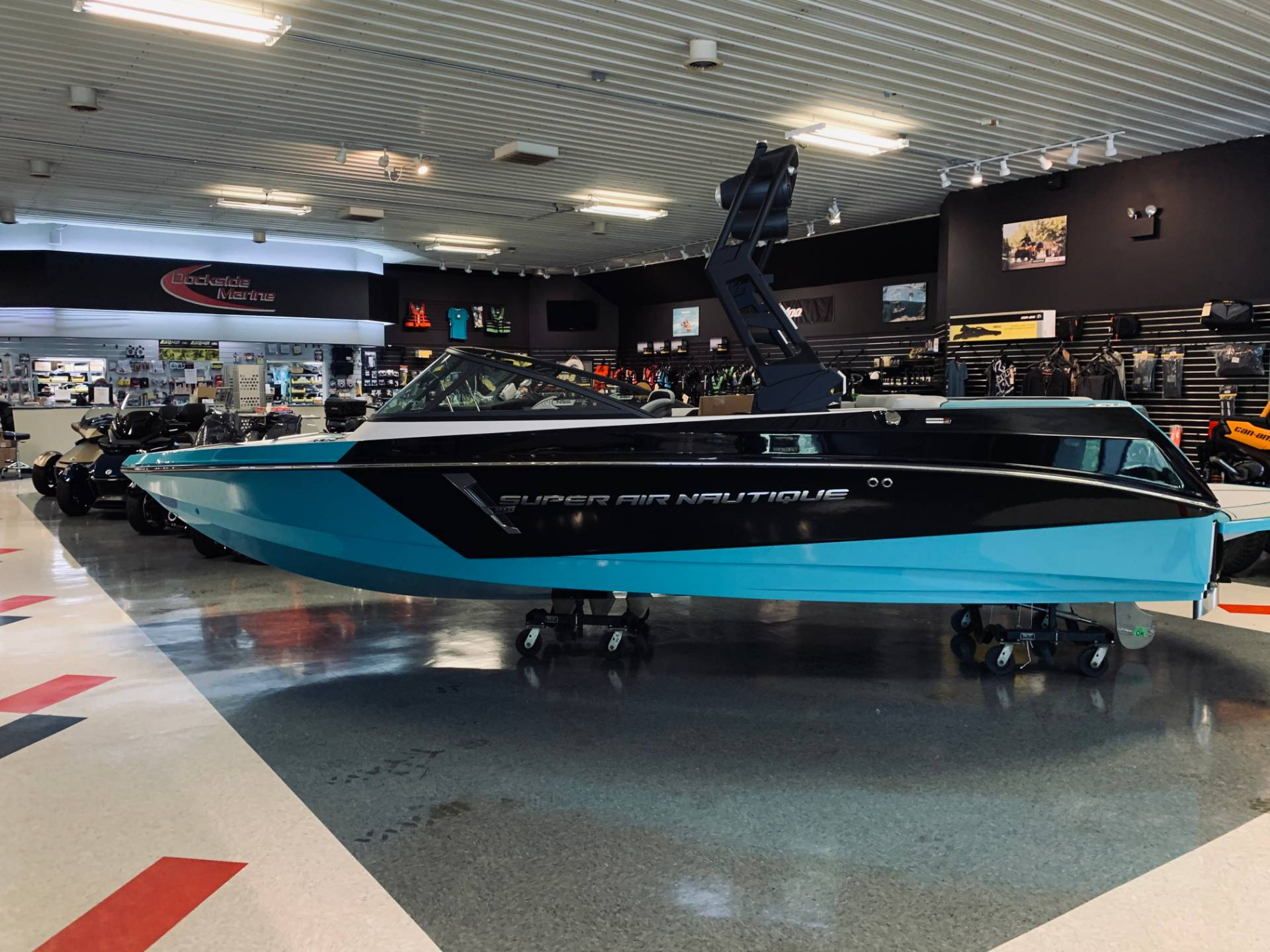 2021 Nautique SUPER AIR 210 in Wilmington, Illinois - Photo 1
