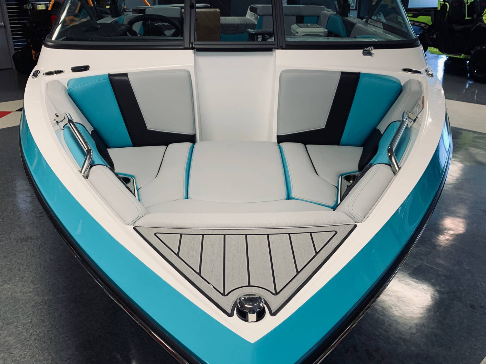 2021 Nautique SUPER AIR 210 in Wilmington, Illinois - Photo 3