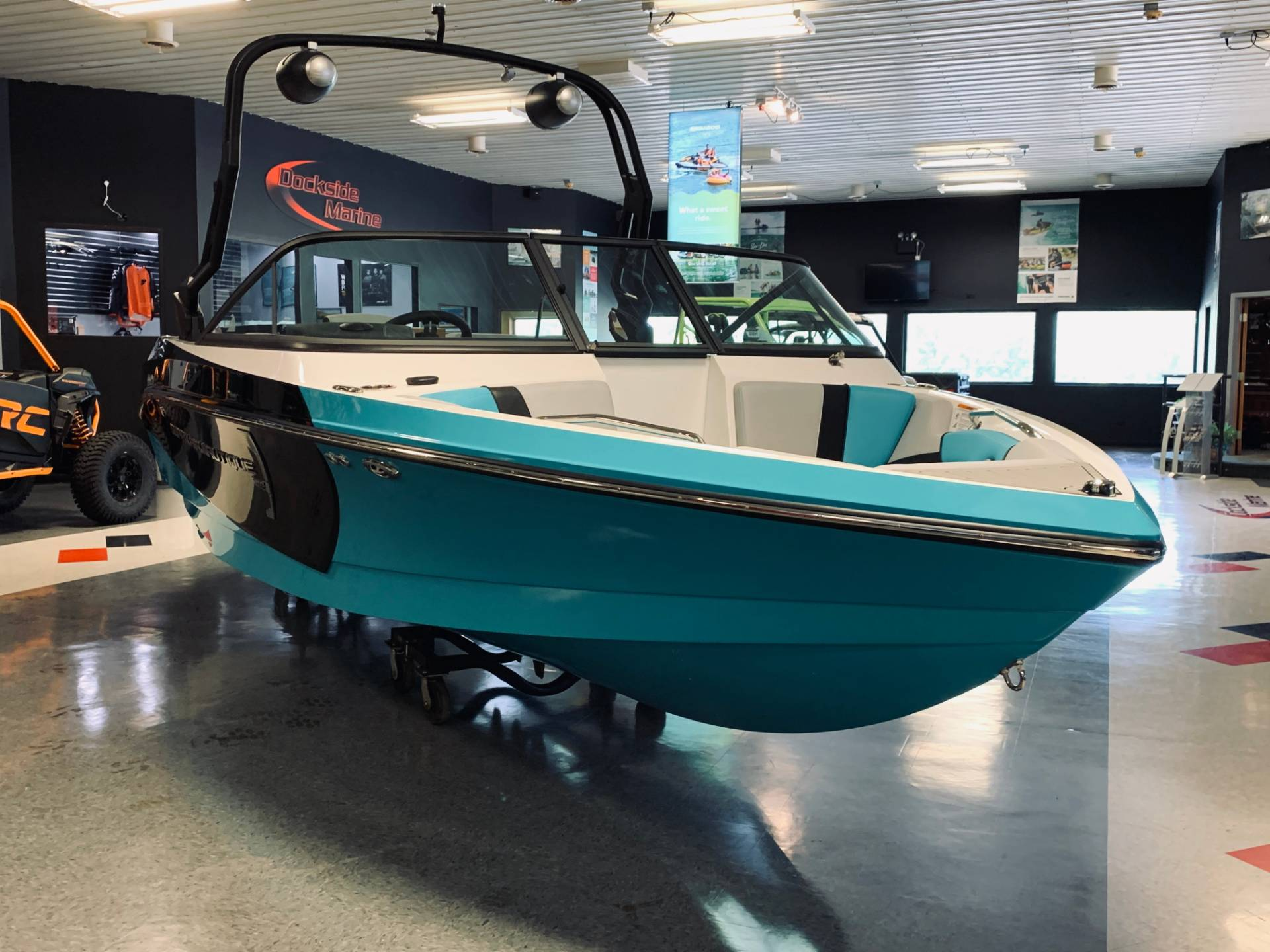 2021 Nautique SUPER AIR 210 in Wilmington, Illinois - Photo 4